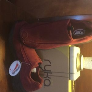 RYKa sneakers in a loafer style new with tag